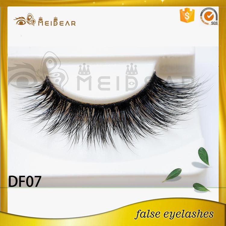 Custom eyelash box distributor supply false eyelash mink lash