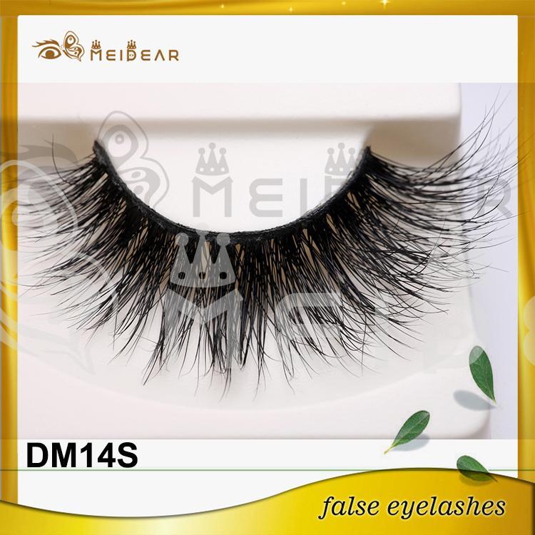 Custom eyelash packaging eye lashes mink