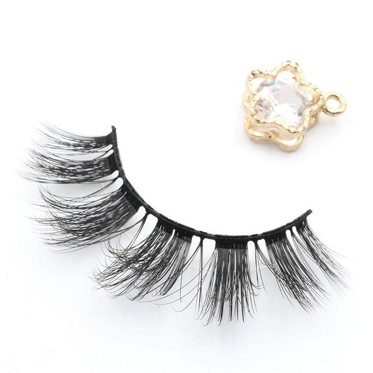 Custom lashes packaging box with private label false eyelash