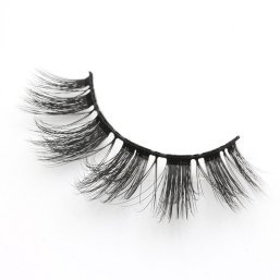 Distributor wholesale strip false eyelash with private label packaging box