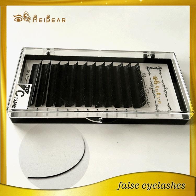 Eyelash extensions care Meidear eyelash