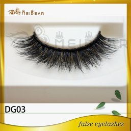 Factory wholesale OEM private label 3D faux mink eye lashes