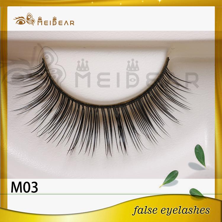 Flare lashes manufacturer in China mink eyelash