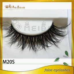 Manufacturer supply softest light weight mink eyealashes