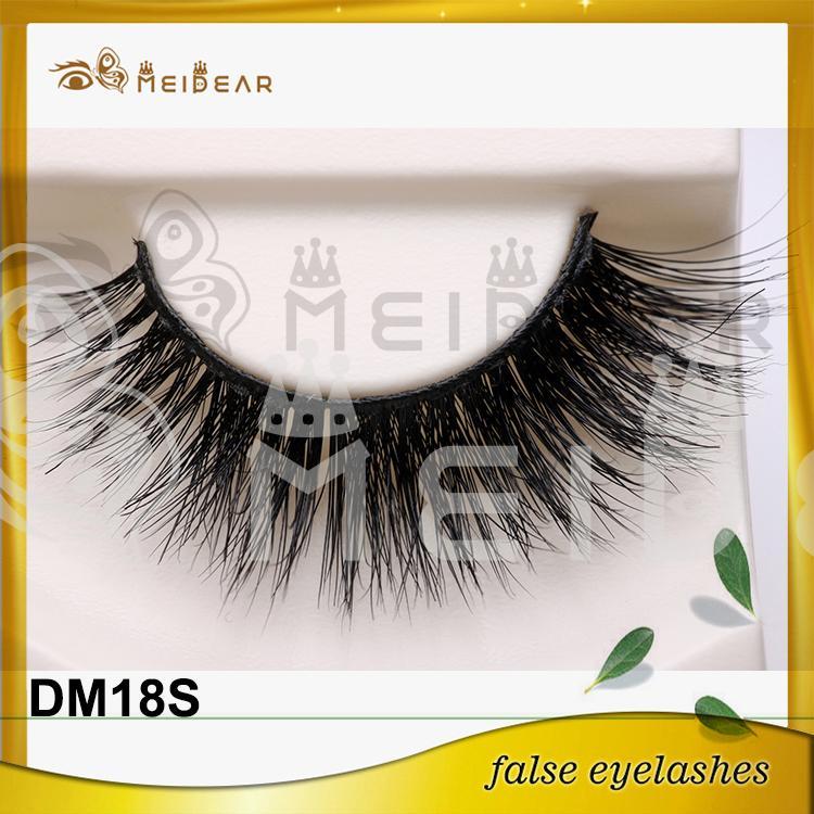 Wholesale custom eyelash packaging mink eyelashes