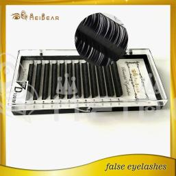 Eyelashes extensions supplier with private label