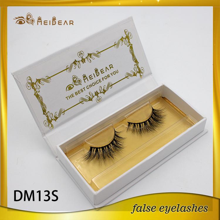 Best selling private labeling mink 3d lashes mink eyelashes
