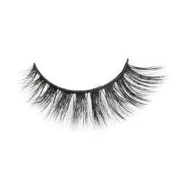 Lashes vendors wholesale private label 3D faux mink eyelash with logo custom