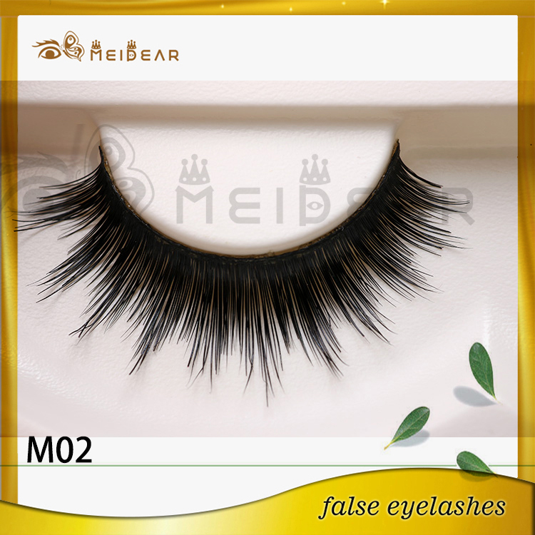 Best selling hot style beautiful lashes manufacturer mink eyelashes