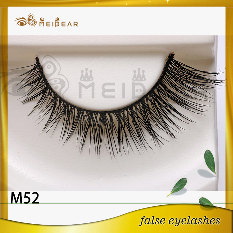 Best supplier mink false eyelashes with private label