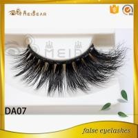 Hot lash style with high quality 3d mink lash factory supply