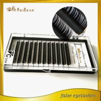 Custom packaging hand made blink mink lashes individual lash extension