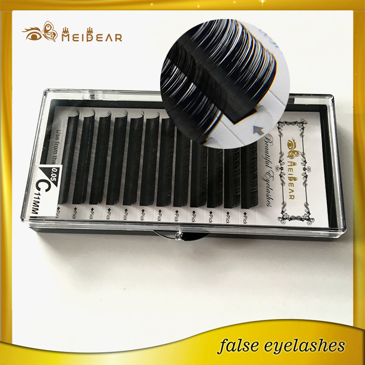Eyelash extension supplies with private label,China wholesale