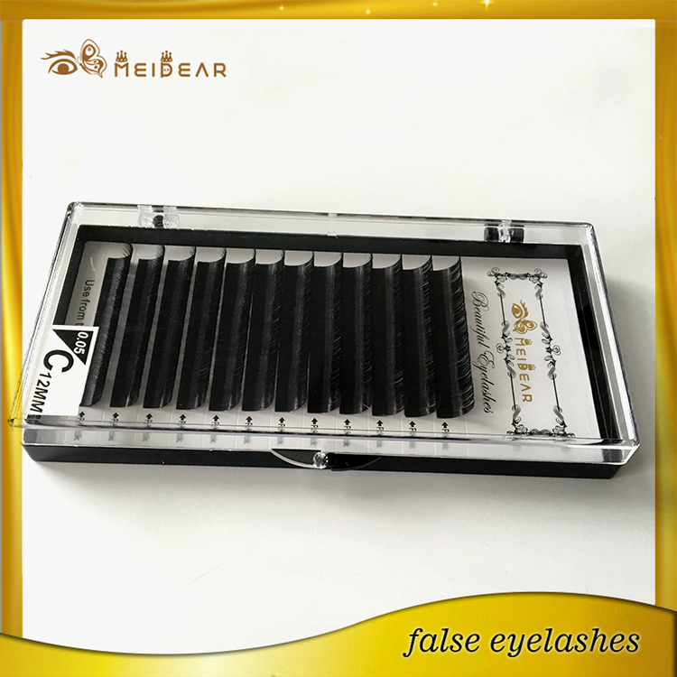 Distributor supply wholesale private label eyelashes extension professional Washington