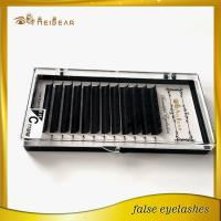 Natural eyelash extensions supplier manufacturer