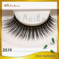 Factory supply private label 3d silk eyelashes