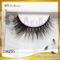 Factory supply private package lovely 3d real mink lashes
