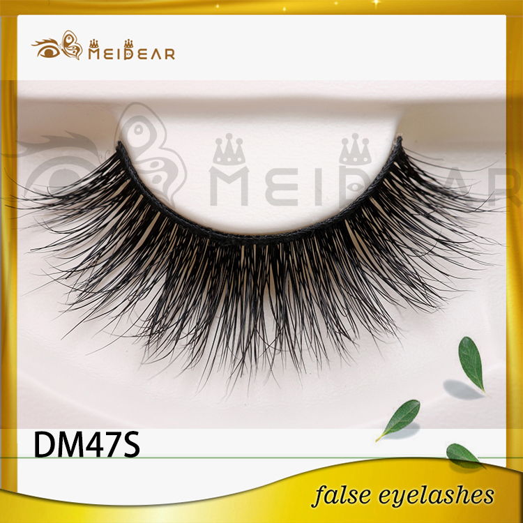 Factory wholesale OEM private label 3D mink lashes