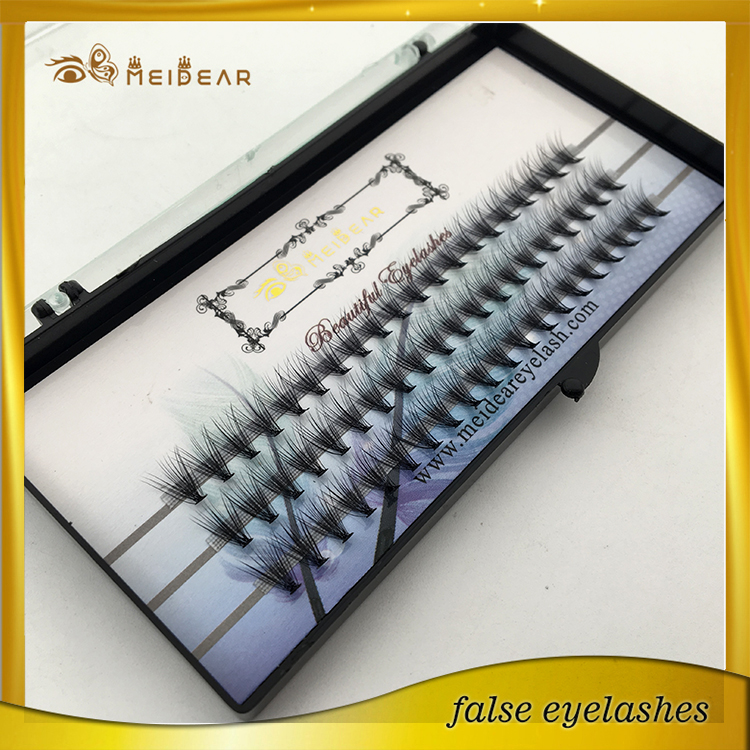 Factory wholesale OEM private label 3D volume individual eyelash extension