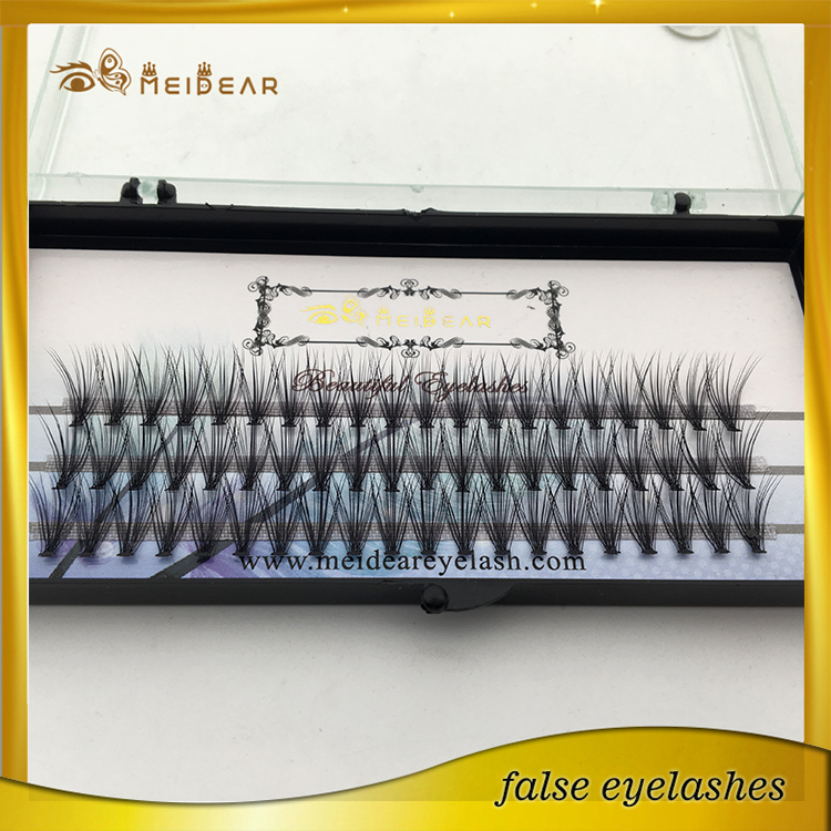 Factory wholesale OEM private label volume eyelashes hot selling