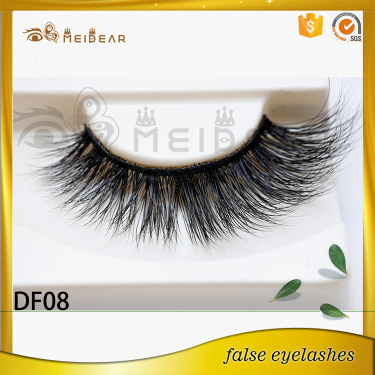 False eyelash packaging factory supply mink eyelash OEM service