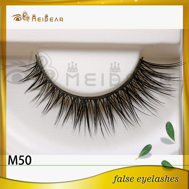 Korean mink eyelashes manufacturer supply with private label