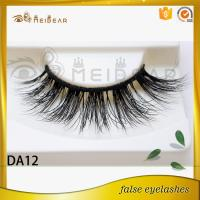 Most popular handmade mink eyelash with wholesale price