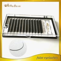 New arrival most soft individual eyelashes extension velvet for sale