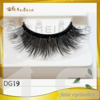 New arrival private label 3D faux mink lashes custom