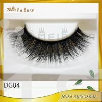 Private label custom package 3d faux mink lash