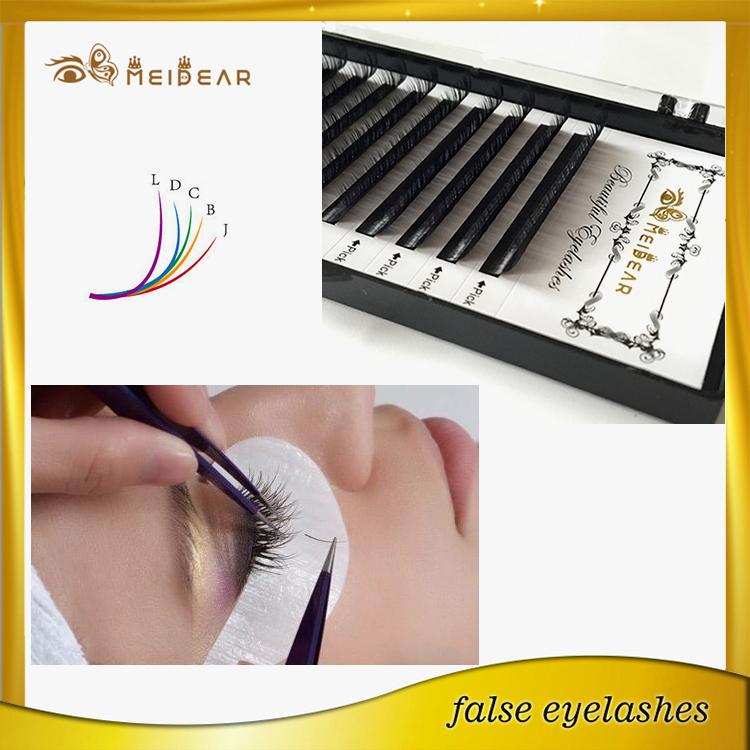 Professional eyelash extensions suppliers China