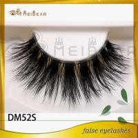 Siberian glamorous 3D mink lashes with custom package