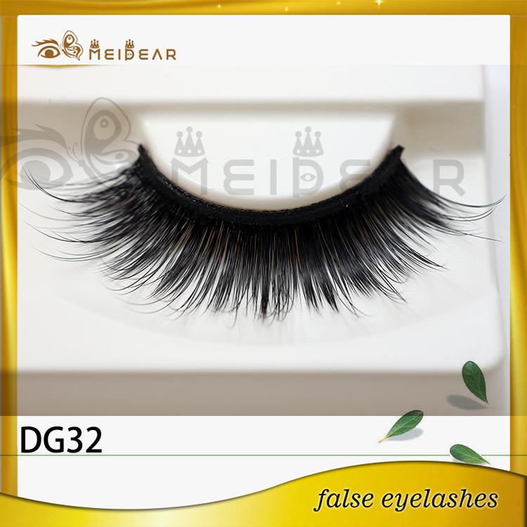 Top Quality Natural Looking 3D faux Mink Eye Lashes all the world