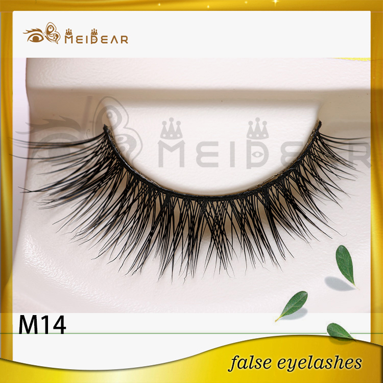 Wholesale custom eyelash packaging the mink eyelashes