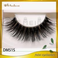 Wholesale many types of custom box  real mink fur eyelashes