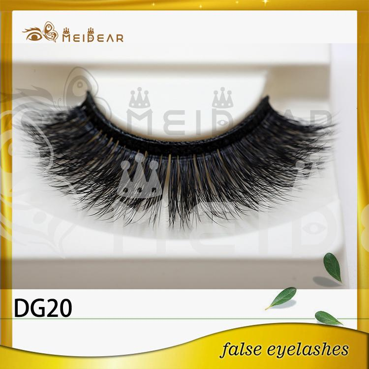 Wholesaler supply OEM service premium 3D faux mink lashes