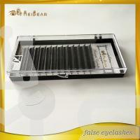 Wholesale best eyelash extensions china with custom packaging