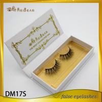 Best eyelashes 3d mink lashes in custom packaging with competitive price