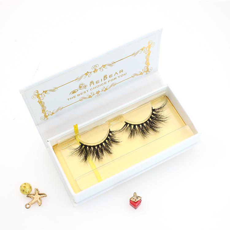 Eyelash manufacturer vendor UK wholesale private label 3D mink  eyelashes