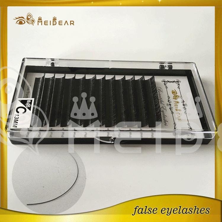 Eyelashes extension private label facotry wholesale
