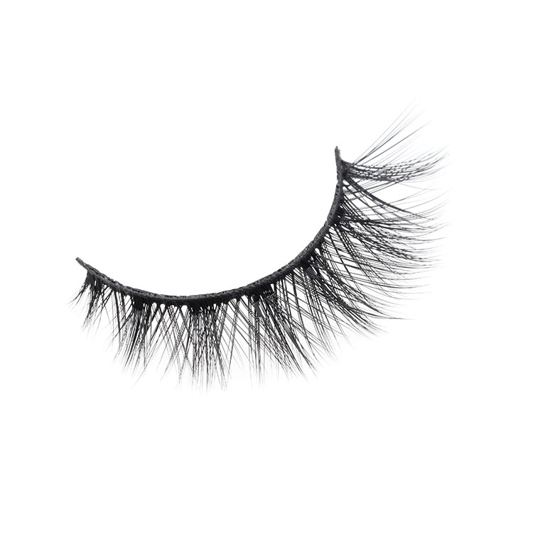 f7ac396ca4d Distributor wholesale own brand false eyelash 3d silk lashes with private  label packaging