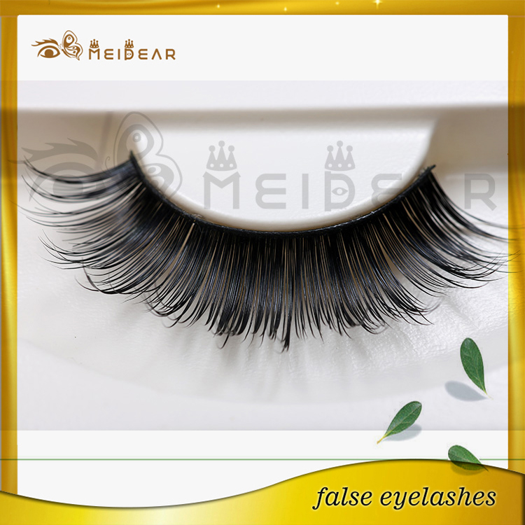 How to put on fake eyelashes Meidear eyelash