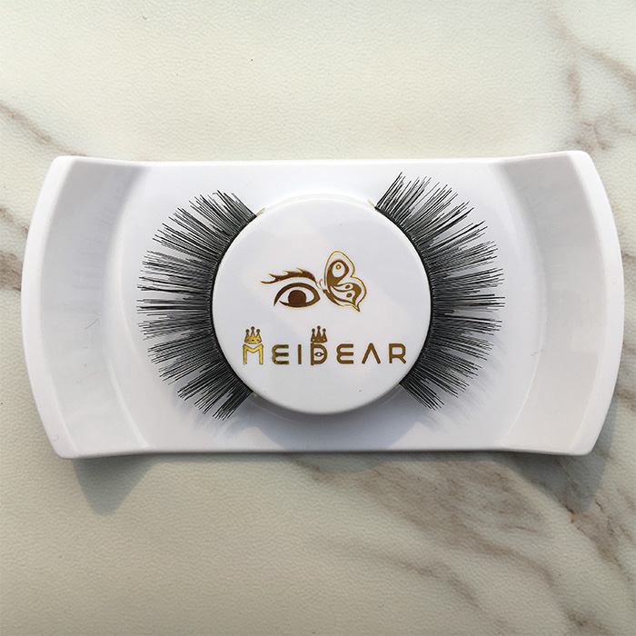 Perfect human hair lashes