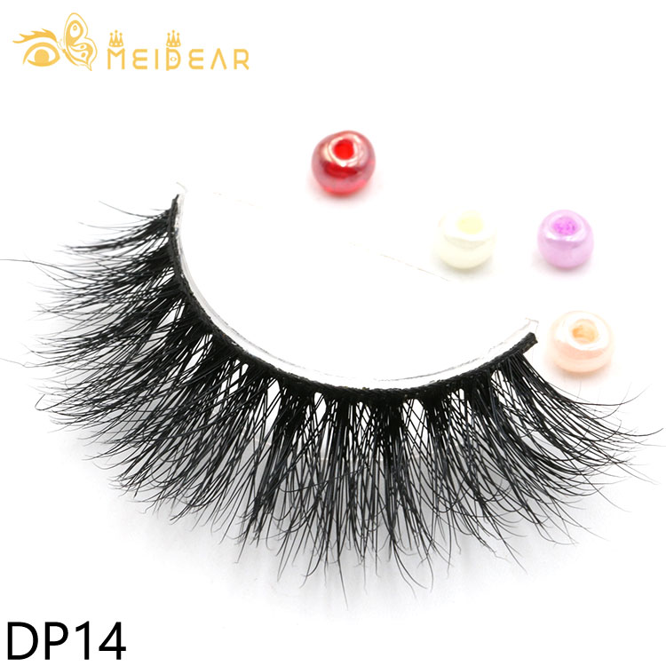 9b007763222 Private label 3D mink false eyelashes with own brand packaging box ...
