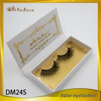 High quality own brand soft band long eyelashes mink lashes