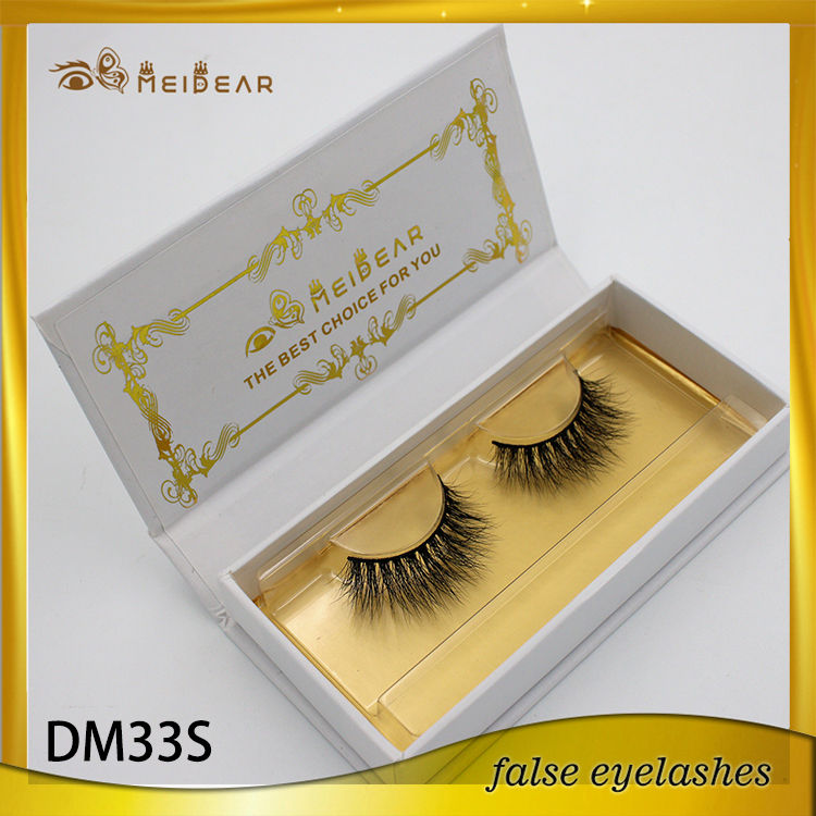 Custom pure handmade luxury 3d mink lashes