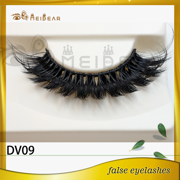3f0685aa8cf Hand made high quality 3D faux mink eyelashes made in indonesia ...