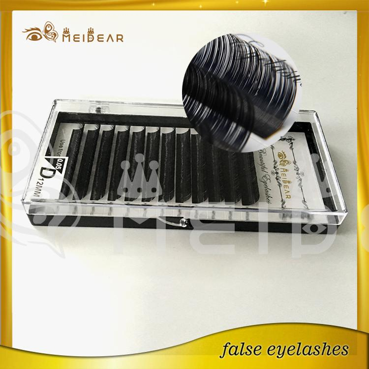 Wholesale natural looking false eyelashes extensions