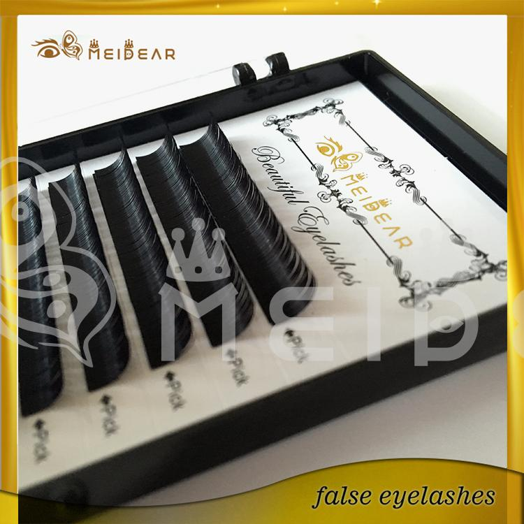 Mink eyelash extensions from China provide OEM service