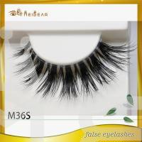 Manufacture own brand mink eyelashes in customized  packaging